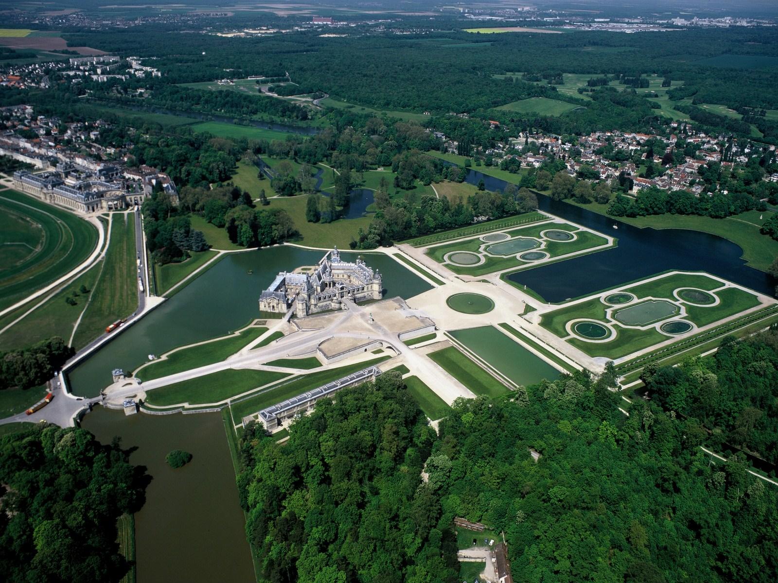 Domaine De Chantilly H 244 Tel Le Chantilly