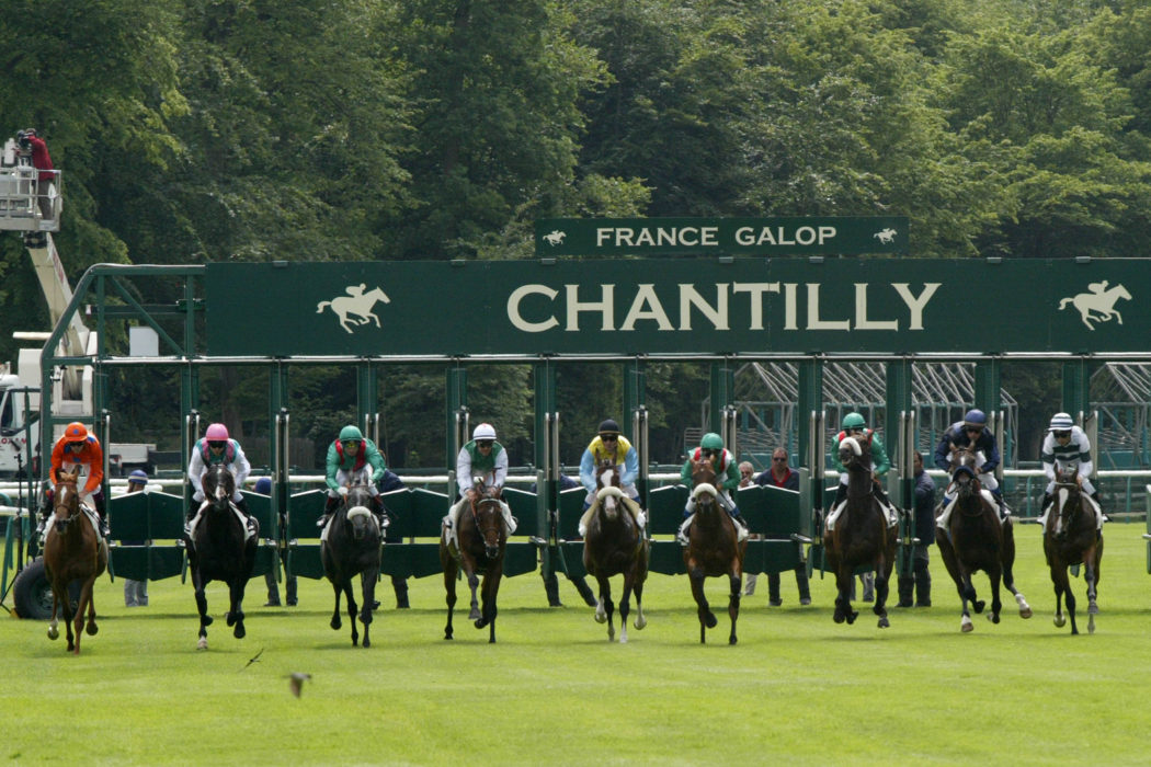 France Galop Chantilly