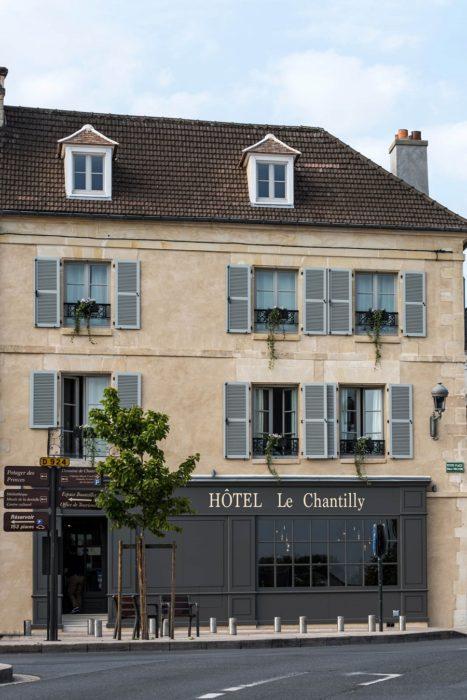 boutique hôtel